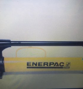 Насос гидравлический ручной ENERPAC  Р 392 б/у