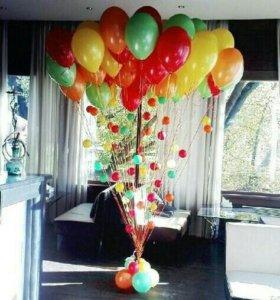 Воздушные шары к любому празднику!