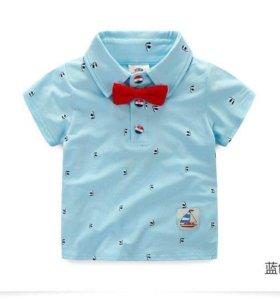 Новые рубашки-поло
