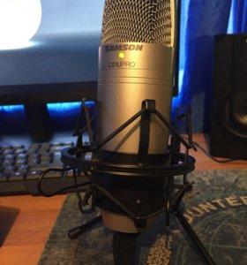 Микрофон Samson c01upro