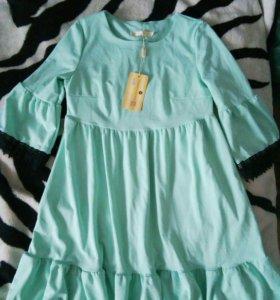 Платье для беременяшек.