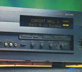 Топовый ресивер Yamaha DSP-A3090