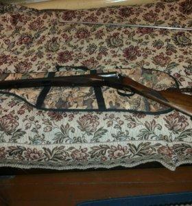 ружье ИЖ-43, 12х70