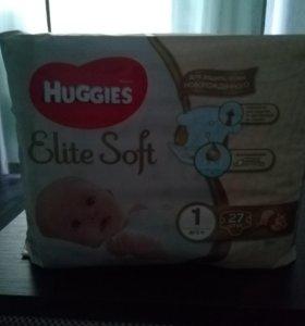 Подгузники для новорождённого