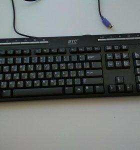 Клавиатура фирмы BTC