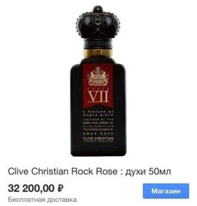 Духи парфюм Clive Christian