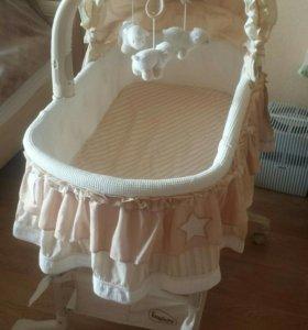 Колыбель детская. Кроватка для новорожденного