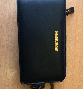 Чехол для iPhone 5, кошелек