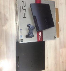 PS3 игровая приставка PlayStation3