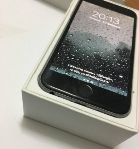 iPhone 6 Gb 64 Space Gray