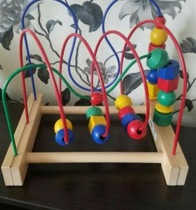 Развивающая игрушка лабиринт МУЛА ИКЕА