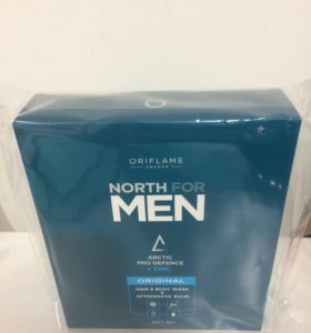 Мужской набор North for MEN