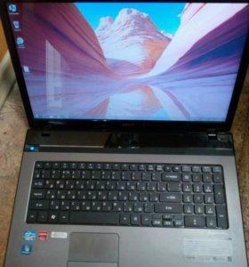 Acer i5 ноутбук
