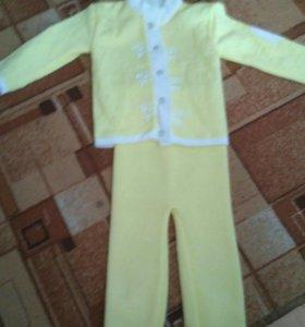 Новый шерстяной костюм