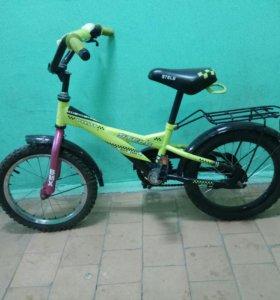 Велосипед детский 4+