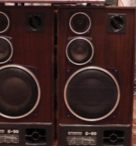 Акустическая система S-90 Radiotehnika
