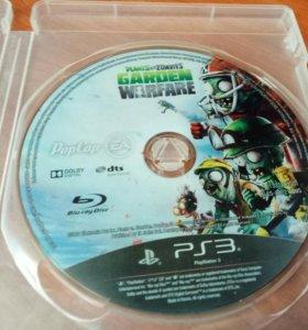 Plants vs Zombies:Garden Warfare PS3