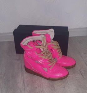 новые кеды, туфли, красовки Marc Jacobs оригинал