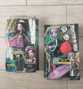 куклы monster high(новая)