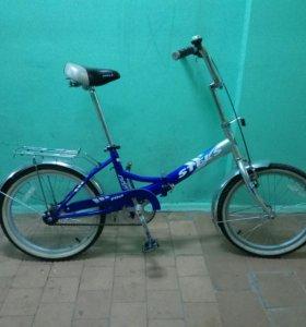Велосипед взрослый. 10+