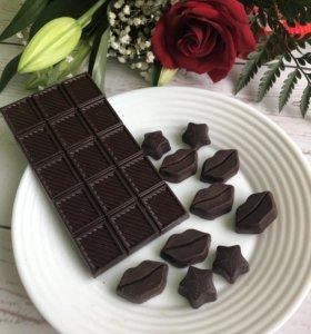 Натуральный шоколад ручной работы