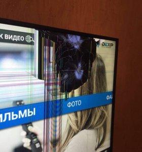"""43"""" (108 см) Dexp F43D8000K Smart TV"""