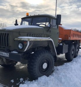 Урал-топливозаправщик