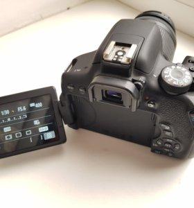 Canon 750d + 16-55мм
