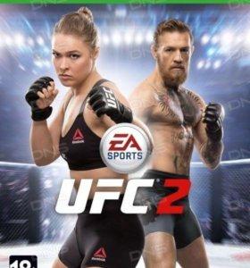 UFC 2 для консоли XBOX One