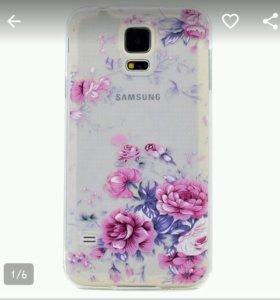 Чехол Sumsung Galaxy S5 mini