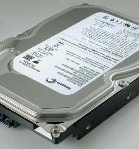 Жёсткие диски на 250 гб