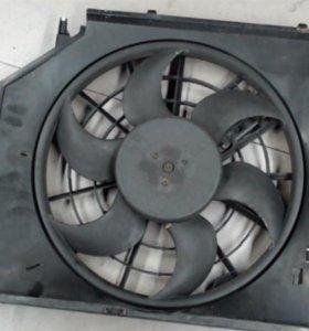 Вентилятор радиатора BMW 3 E46 1.9