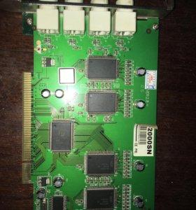 Видеокарта DVR card SK-2000FB JMK
