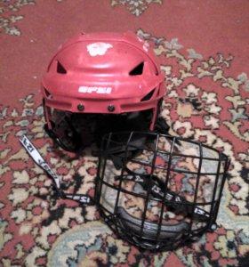 Шлем хоккейный efsi (детский)