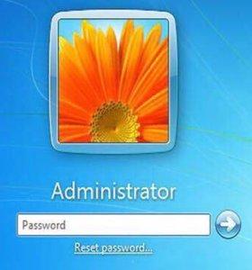 Обход пароля Windows