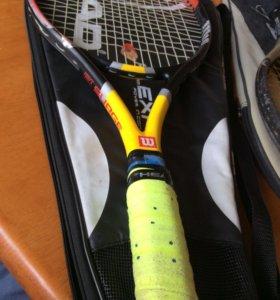 Ракетка теннисная Wilson Pro sfaff 100🎾