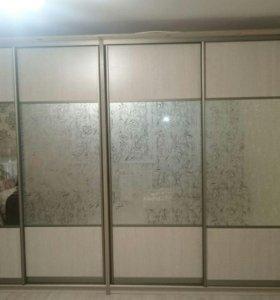 Выполнение дизайн проектов шкафов-купе