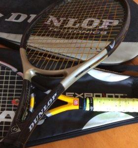 Ракетка теннисная DUNLOP lite 95 Pro 🎾