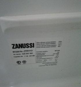 Холодильник ZANUSSI ZRB 310