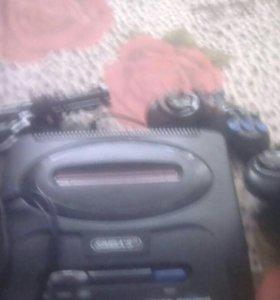 "Приставка ""Sega"" 8-и битная"