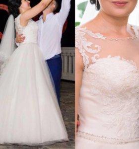 Свадебное платье 🧚♂️