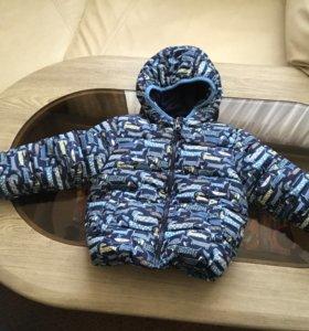 Куртка для мальчика р. 80