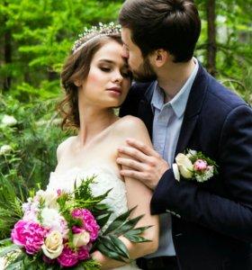 Фотограф на свадьбу, юбилей, фотосессию!
