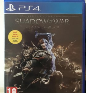 Middle- earth: Shadow of War.