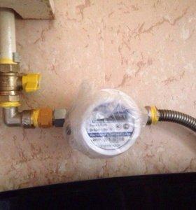 Газовое оборудование (замена)