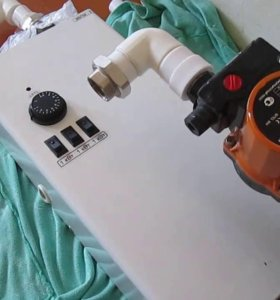 Котел Steellsun электрический для отопления