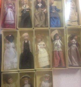 Сувенирные куколки оригенал
