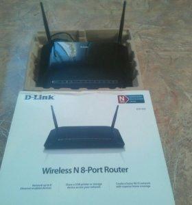 Wi-fi Роутер DIR 632