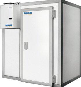 Холодильная камера 8,8 кубов с моноблоком