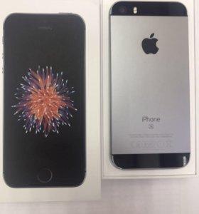 Iphone SE-16 grey